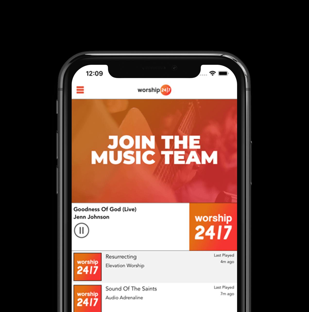 Worship-247-App